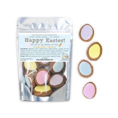 We still have our Bobby+Bambis Peanut Butter+Carrot Mini Easter Eggs dog cookies and single packaged spring dog cookies for sale on our website. Egg Biscuits, Dog Bakery, Mini Eggs, Dog Cookies, Natural Peanut Butter, Easter Eggs, Coconut, Carrot, Bobby