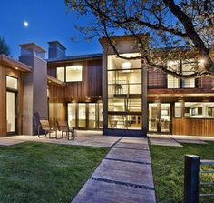 Basalt, Colorado remodel / addition. (Kurt Carruth w/ Lanthia Hogg Designs)