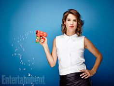 Cobie Smulders, Avengers: Age of Ultron.