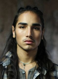 Willy Cartier is a super model, actor & dancer. He's French, Vietnamese & Senegalese mixed, not Native American.                                                                                                                                                      More