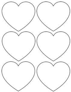 Сердечки из фетра фото #6
