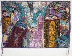 art quilt prayer. inspiring and inspired.