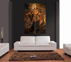 VIGO THE CARPATHIAN GHOSTBUSTERS Giant Wall Art Print Picture Poster | eBay