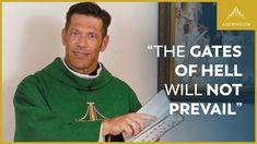 Fr. Mike Schmitz Archives - Ascension Press Media Father Mike Schmitz, Gates Of Hell, Mama Mary, Inspirational Prayers, Amazing Grace, The Twenties, Catholic, Religion, Spirituality