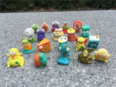TT03-- 50pcs The Trash Pack Trashies Mini Figures Random Toy Figures New Loose #Affiliate