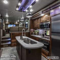 157 best big country luxury full time fifth wheel images big rh pinterest com