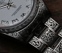 MadeWorn American Hand-Engraved Rolex Watches Hands-On