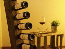 Champagne rüttelbrett 30 bouteilles étagère à vin vieux ancien-Top-État!