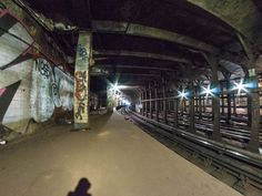 Just like the rest of New York City, our 112 year-old subway system consists of many layers, each of which provides a glimpse into a sliver of the city's history. Here's a sampling of the city's most intriguing abandoned tunnels and stations.