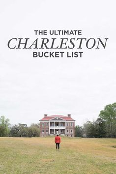 The Ultimate Charleston Bucket List (101 Things to Do in Charleston SC) // localadventurer.com