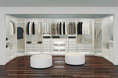 Amazing Walk In Closets | Luxury walk-in closet – 30 models!
