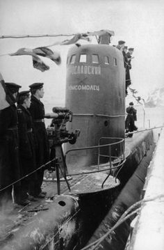 Russian submarine!