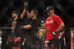 Carlos Condit castiga Pitbull e vence em luta sangrenta no UFC Goiânia @canalCombate