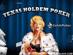 Texas Holdem Poker: Celeb Poker  Android Game - playslack.com , compete poker with tough competitors all around the world. appoint from a collection of tables with disparate bets. Become an actual poker star in this Android game. appoint tables with Texas Hold'em or Omaha. triumph games and upgrade your evaluating . Move to tables with high bets and triumph large assets of cash. conversation with your colleagues using in-game conversation and give them benefactions. act in competitions. You…