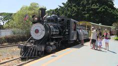 Maui Sugar Cane Train at Maui
