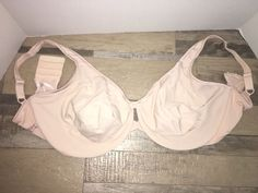 8810dda1026d5 Women s Bali beige bra size 40 90 DDD used  fashion  clothing  shoes
