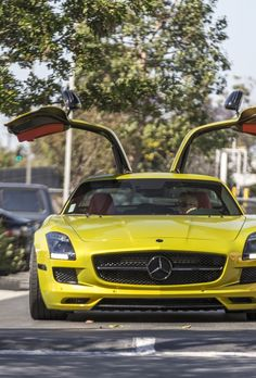 Cool Exotic cars 2017: Mercedes SLS... Cars Check more at http://autoboard.pro/2017/2017/04/17/exotic-cars-2017-mercedes-sls-cars/