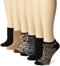 K. Bell Socks Women's 6 Pack Heather Animal Socks           ($10.00) http://www.amazon.com/exec/obidos/ASIN/B004DGJJW2/hpb2-20/ASIN/B004DGJJW2 These socks are very attractive, soft, comfortable and cut perfectly. - These are good socks, and i would recommend to anyone who wants socks...  Great product! - These socks are cute; however, they fit a bit small for my size 9.5/10 feet.