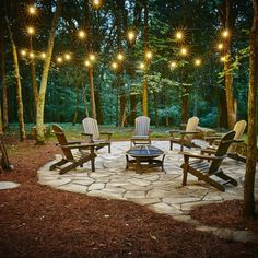"""Obtain fantastic suggestions on """"outdoor fire pit designs"""". They are actually offered for you on our web site. Fire Pit Area, Fire Pit Backyard, Lights For Backyard, Fire Pit Pergola, Backyard Cabin, Fire Pit Seating, Backyard Lighting, Diy Fire Pit, Seating Areas"""