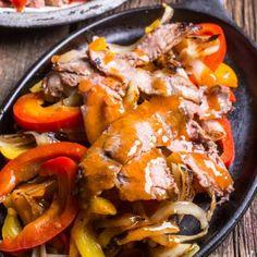 Copycat Chili's Steak Fajitas Recipe Main Dishes with sirloin steak ...