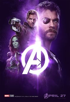All-new, eye-popping character group posters showcasing the cast of Marvel Studios' AVENGERS: INFINITY WAR are now available! I love the vibrant colors on these posters! Which one is your favorite? Infinity War Posters, Infinity War, Avengers, Marvel, Marvel Cinematic Universe