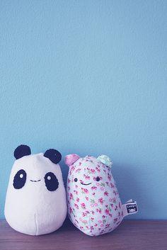 I want to make something like that panda one...