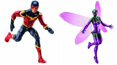 An Even Better Look At Marvel's Comic-Con Action Figures