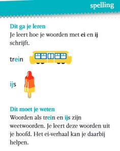 Groep 4/5: Spelling groep 4 School Info, School S, Speech And Language, Kids Education, Therapy, Letters, Math, Reading, Tips