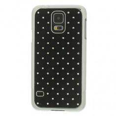 Galaxy S5 mustat luksus kuoret