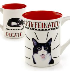 This one that's desperate for catffeine: | 19 Perfect Mugs For All The Cat Lovers In Your Life
