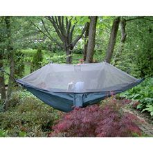 Grand Trunk Skeeter-Beeter Ultralight Hammock.  Jacob needs this!
