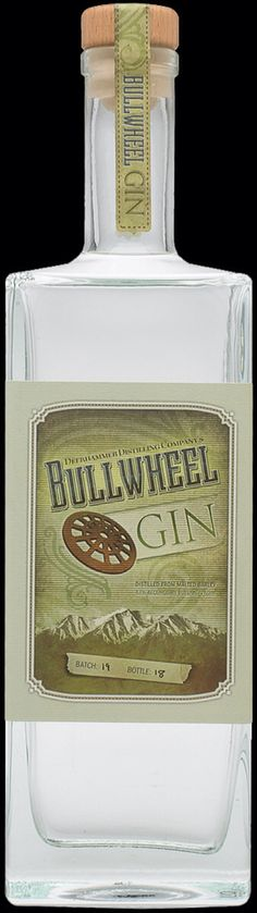 Bullwheel # Gin of the World # Alcohol Bottles, Liquor Bottles, Juniperus Communis, Gins Of The World, Gin Tasting, Gin Brands, Gin Lovers, Expensive Wine, Gastronomia