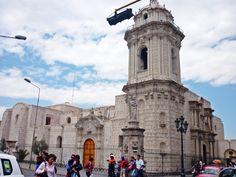Jour 9 : Arequipa