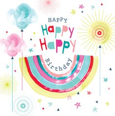 Leading Illustration & Publishing Agency based in London, New York & Marbella. Happy 11th Birthday, Happy Birthday Balloons, Happy Birthday Images, Happy Birthday Greetings, 1st Birthday Girls, Birthday Ideas, Cute Birthday Messages, Birthday Quotes, Happy Bird Day