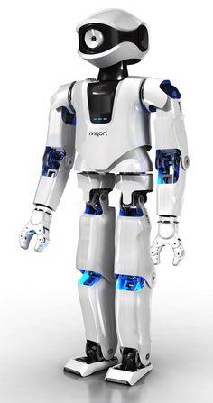 Robot Cyclops is Friendly | Yanko Design
