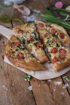 Savoury Baking, Savoury Dishes, Veggie Recipes, Cooking Recipes, Healthy Recipes, Eat Smart, Turkish Recipes, Snacks, Diy Food