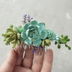CULTURE N LIFESTYLE — Stunning Polymer Based Hair Accessories Look Like...