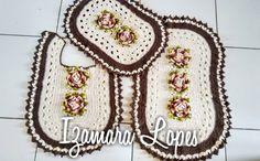 izamaralopess Jogo de Banheiro Harmonia.. Pronto Muito Amor Envolvido... Encomenda Já o seu pelo o Whataspp 984390921  #barroco #circulo #barrocomulticolor #artezanato #crochetanto #feitoamao #artesanatobrasileiro #artesanato #artesa #semprecirculo #crocheting #instacrochet #love #lovecroche #croche  #crochetando ...