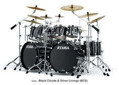 tama drums | Tama Drum Set - Tama Starclassic Performer