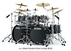 tama drums   Tama Drum Set - Tama Starclassic Performer