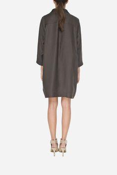 20 Brown silky coat - 1500zł (380€)
