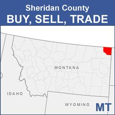 Sheridan County Buy, Sell, Trade - MT Stuff For Free, Wyoming, Names