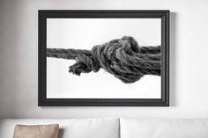 Ropes Photography 3 In Stock Black And White Photography