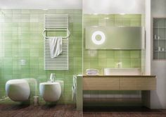 ECO-FRIENDLY BATHROOM TIPS – GO GREEN IN THE BATHROOM! With a worldwide push towards sustainability and eco-friendly building practices, there are several innovative products available to add a touch of green living to your home's bathroom.