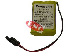 Fanuc Battery for BETA servo amplifiers. DNC offer new replacement Panasonic 6 volt batteries Spare Parts