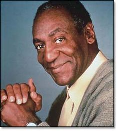 Bill Cosby- natural comedian