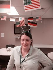TÜV Rheinland North America cheers for the US and the German coach Klinsmann  #selfiesworldwide #fifaworldcup2014 #wm2014