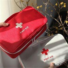 230x130x75mm Outdoor First Aid Emergency Medical Kit Survival bag Wrap Gear Hunt Travel Storage Bag medicine kit