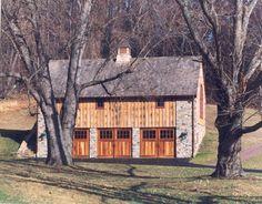 Recording Studio - traditional - exterior - philadelphia - Archer & Buchanan Architecture, Ltd.