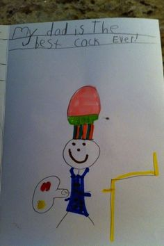 14 Hilarious Yet Seemingly Inappropriate Drawing By Innocent Kids